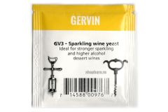 Дрожжи винные Gervin GV3 Sparkling Wine