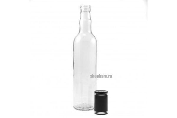 Бутылка водочная Гуала, 0,5 л. с колпачком