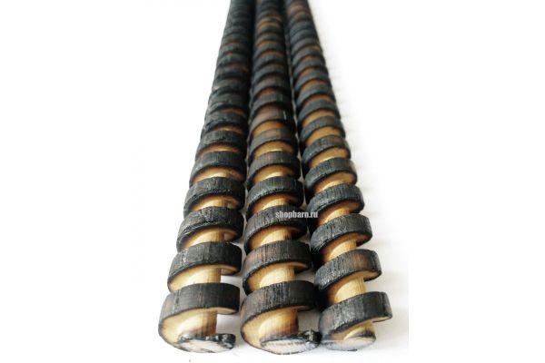 Дубовая спираль, из  американского белого дуба